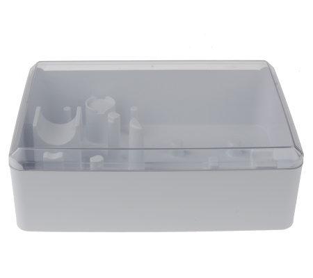 Kitchenaid Food Processor Accessories Storage Case Qvc Com