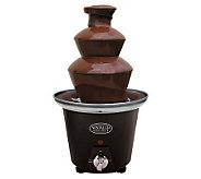 Nostalgia Electrics CFF-965 Mini Chocolate Fondue Fountain - K299452