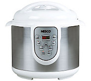 Nesco 6-Liter Electric Pressure Cooker - K300652