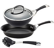 Circulon Symmetry Nonstick 4-Piece Specialty Set - K304652