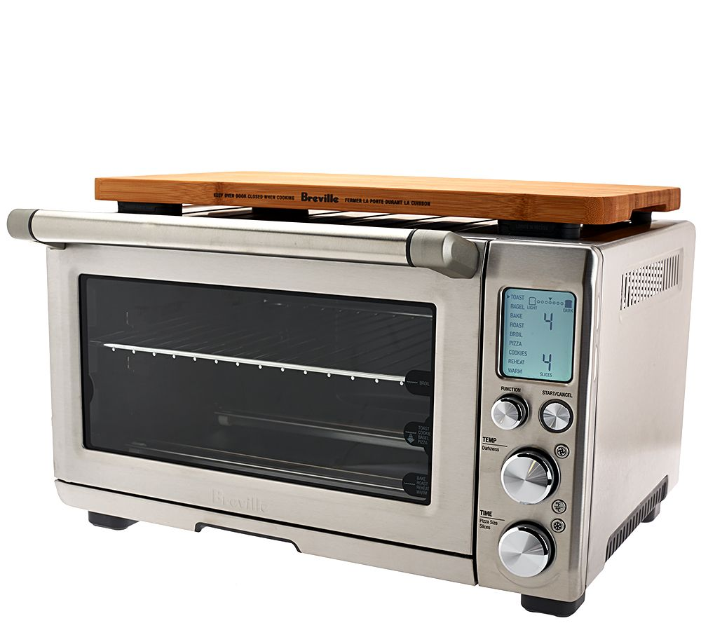 Quot As Is Quot Breville Stainless Steel 1800w Xl Smart Oven Qvc Com
