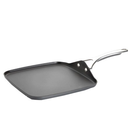 "KitchenAid Gourmet Hard Anodized 11"" Square Griddle"