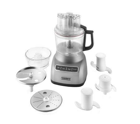 Qvc Kitchenaid Food Processor  Cup