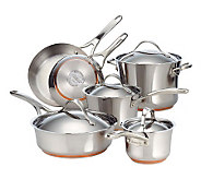 Anolon Nouvelle Stainless 10-Piece Set - K298553