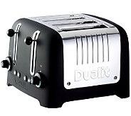 Dualit Lite Cream Chunky Style 4-Slice Toaster - K302353