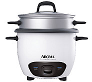 Aroma 14-Cup Pot-Style Rice Cooker - K303053