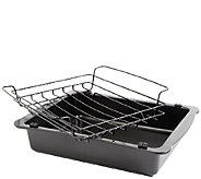 Oster Strathdon Roaster & Wire Rack - K303953