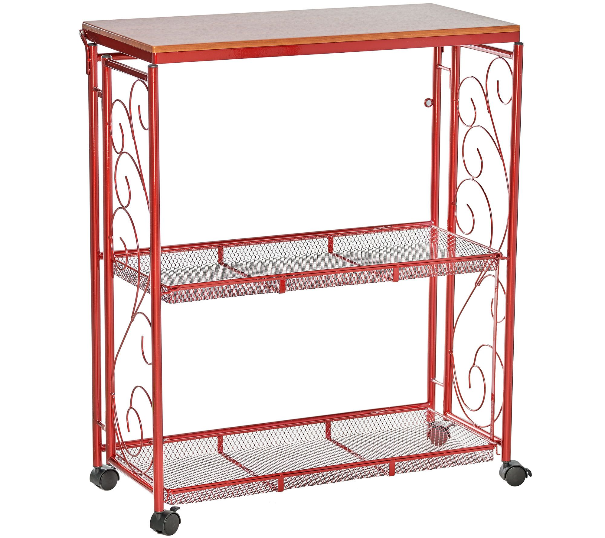 Kitchen Carts — Storage & Organization — Kitchen & Food — QVC