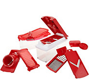 Genius 8 Cup Nicer Dicer Plus w/ Extra 8 Cup Container - K46653