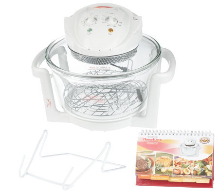 Flavorwave Oven Turbo Convection Cooker with Accessories
