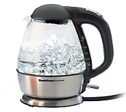 Chefs Choice Cordless Electric Glass Kettle - K302154