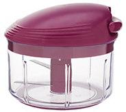 Kuhn Rikon 2 Cup Pull & Chop Food Chopper - K37754