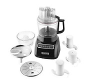 KitchenAid KFP0922OB 9-Cup Food Processor - Onyx Black - K298255