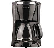 Brentwood 12-cup Coffee Maker - Black - K375755