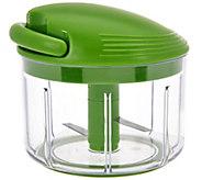 Kuhn Rikon 2.4 Cup Pull Chop Food Chopper - K44655
