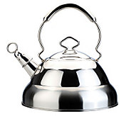 BergHOFF Harmony Whistling Kettle, 11 Cups - K300156