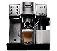 DeLonghi 15-Bar Pump Espresso w/ Auto Cap puccino System - K301356