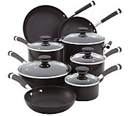 Circulon Acclaim Black 13-Piece Cookware Set - K302056