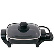 NESCO 8 Electric Skillet - K304356