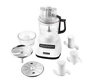 KitchenAid KFP0922WH 9-Cup Food Processor - White - K298257