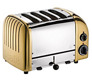 Dualit 4-slice NewGen Toaster - K302357