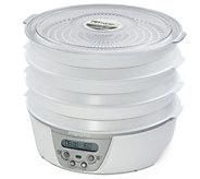 Presto Dehydro Digital Electric Food Dehydrator - K304957