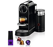 Nespresso CitiZ & Milk Espresso Machine by DeLonghi - K306657