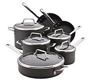 Anolon Authority Hard-Anodized 12-Piece Cookware Set - K377157