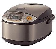 Zojirushi NS-TSC10 5.5-Cup Micom Rice Cooker - K301158