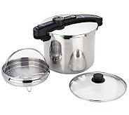 Fagor Chef 6-qt Premium Pressure Cooker - K301958