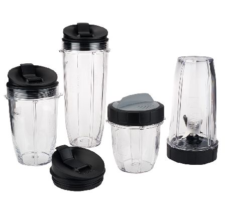 nutri ninja iq watt personal blender with recipe book page 1 u2014 qvccom - Ninja Bullet Blender