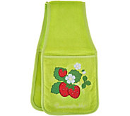 Cooking Buddy Embroidered Towel & Pot Holder by Campanelli - K45558