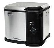 Masterbuilt Butterball Indoor Electric 14-lb Turkey Fryer - K302860