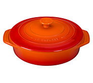 Le Creuset Signature 9.5 Covered Round Stoneware Dish - K303260
