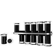 Zevro Zero Gravity Wall-Mount Magnetic Spice Rack - K304260