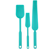 Set of 3 Squeegee, Scraper, & Spatula Set - K45760
