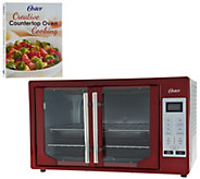 Ships 2/5 Oster XL Digital Convection Oven w/ French Doors - K47460