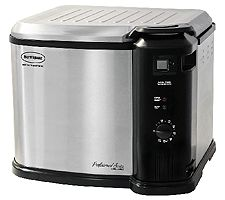 MasterBuilt Butterball Indoor 20-lb Turkey Fryer