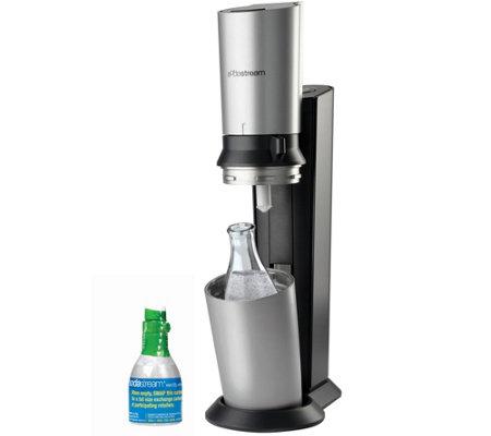 Sodastream Crystal Home Soda Maker Kit K303761