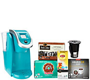Keurig 2.0 K250 Coffee Maker w/ My K-Cup 29 K-Cup Pods & Filter Kit - K43261