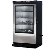 Masterbuilt_40 4-Rack Digital Electric Smoker with Cover & Rib Rack - K43561