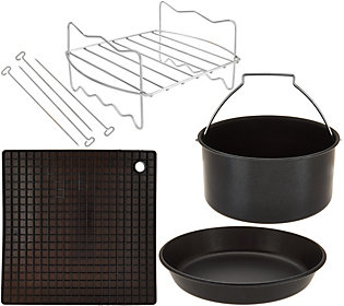 Cook's Essentials Air Fryer Accessory Kit