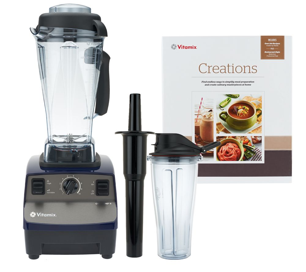 vitamix creations ii 64 oz 13in1 variable speed blender k41662 - Vitamix Blenders