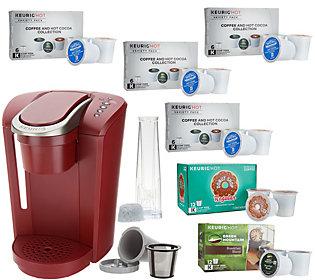 Keurig K-Select Coffee Maker w/ My K-Cup & 48K-Cup Pods