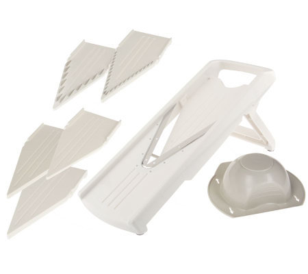 Fuller Kitchen Solutions V-Blade Mandoline Slicing Kit