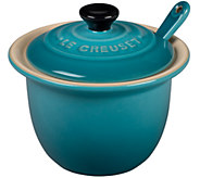 Le Creuset Condiment Pot with Spoon - K304163
