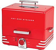 Nostalgia Electrics Diner-Style Hot Dog Steamer - K374863