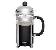 BonJour 8-Cup Monet Stainless Steel French Press - K128764