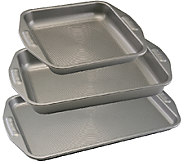 Circulon Nonstick Bakeware Three-Piece BakewareSet - K304664