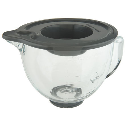 KitchenAid 5 qt Glass Mixing Bowl